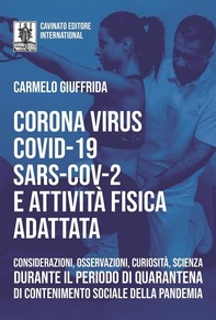 CoronaVirus CoViD-19 SARS-CoV2 e Attivita Fisica Adattata - Librerie.coop