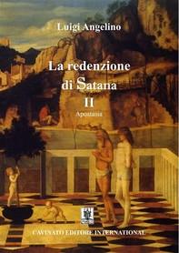 La redenzione di Satana II - Librerie.coop