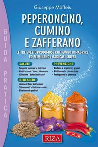 Peperoncino, Cumino e Zafferano - Librerie.coop