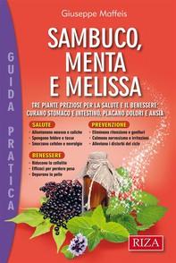 Sambuco, Menta e Melissa - Librerie.coop