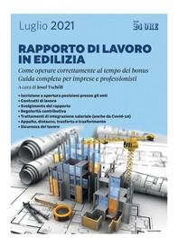 Rapporto di lavoro in edilizia - Librerie.coop