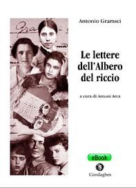 Le lettere dell'Albero del riccio - Librerie.coop