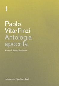 Antologia apocrifa - Librerie.coop