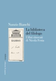 La biblioteca del filologo - Librerie.coop