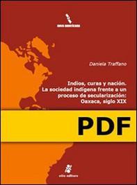 INDIOS, CURAS Y NACIÓN - Librerie.coop