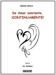 De Amor sonriente. ¡CONTINUAMENTE! - Librerie.coop