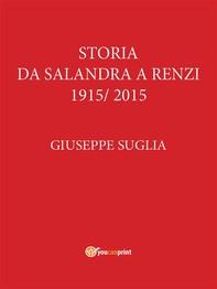 La storia da Salandra a Renzi 1915 - 2015 - Librerie.coop