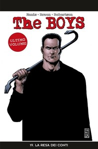 The Boys 19 - Librerie.coop