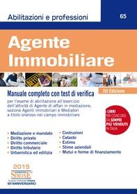 Agente Immobiliare - Manuale completo con test di verifica - Librerie.coop