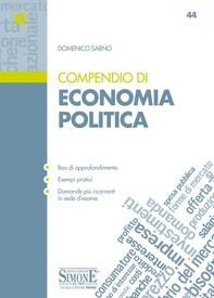 Compendio di Economia Politica - Librerie.coop