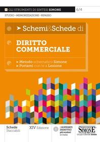 Schemi & Schede di Diritto Commerciale - Librerie.coop