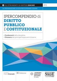 Ipercompendio Diritto Pubblico e Costituzionale - Librerie.coop