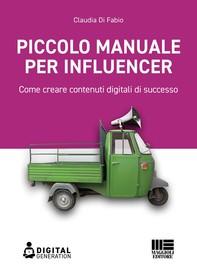 Piccolo manuale per influencer - Librerie.coop
