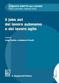 Il jobs act del lavoro autonomo e del lavoro agile - Librerie.coop
