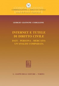 Internet e tutele di diritto civile - e-Book - Librerie.coop