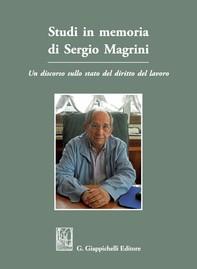 Studi in memoria di Sergio Magrini - Librerie.coop