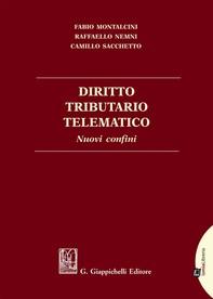 Diritto Tributario Telematico - e-Book - Librerie.coop