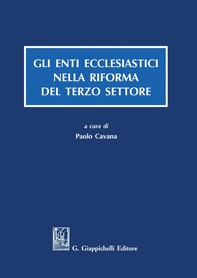 Gli enti ecclesiastici nella riforma del Terzo settore - e-Book - Librerie.coop