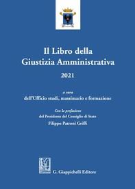 Il Libro della Giustizia Amministrativa 2021 - e-Book - Librerie.coop