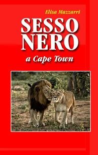 Sesso nero a Cape Town - Librerie.coop