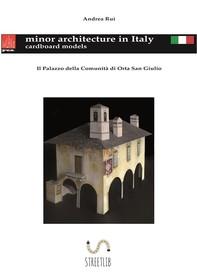 Il Palazzo della Comunità di Orta San Giulio - Librerie.coop