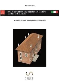 Il Palazzo Rho a Borghetto Lodigiano - Librerie.coop