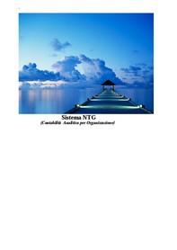 Il  Sistema Ntg (Contabilità Analitica per Organizzazione) - Librerie.coop