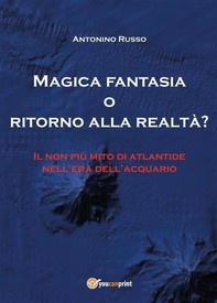 Magica Fantasia o ritorno alla realtà? - Librerie.coop