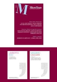 Micromega 2/2016 - Librerie.coop