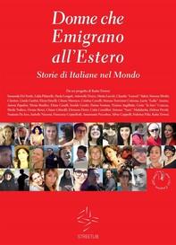 Donne che Emigrano all'Estero - Librerie.coop
