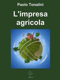 L'impresa agricola - Librerie.coop