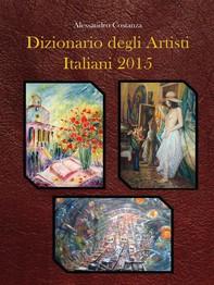 Dizionario degli artisti italiani 2015 - Librerie.coop