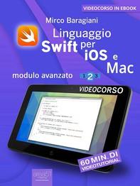 Linguaggio Swift per iOS e Mac - Librerie.coop