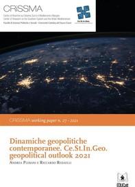 Dinamiche geopolitiche contemporanee - Librerie.coop