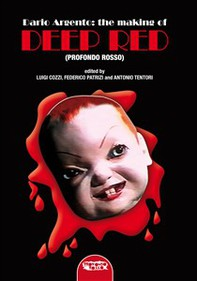 """Dario Argento AND THE MAKING OF """"DEEP RED """" (PROFONDO ROSSO) - Librerie.coop"""