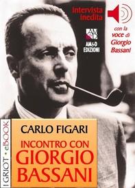 Incontro con Giorgio Bassani - Librerie.coop
