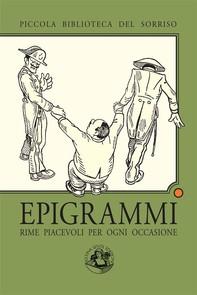 Epigrammi - Librerie.coop