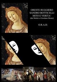 Sandro Botticelli - Mito e Verità - Librerie.coop