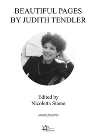 Beautiful pages by Judith Tendler - Librerie.coop