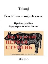 Perché non mangio la carne (tradotto) - Librerie.coop