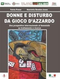 Donne e disturbo da gioco d'azzardo - Librerie.coop