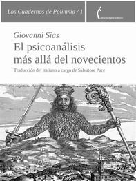 El psicoanálisis más allá del Novecientos - Librerie.coop