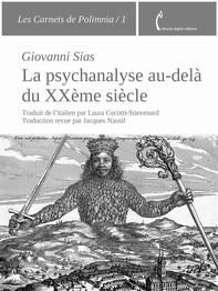La psychanalyse au-delà du XXe siècle - Librerie.coop