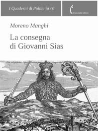 La consegna di Giovanni Sias - Librerie.coop