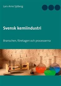 Svensk kemiindustri - Librerie.coop