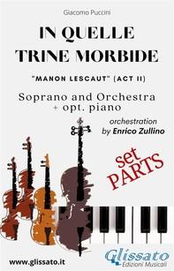 """In quelle trine morbide"" for soprano and orchestra (Parts) - Librerie.coop"