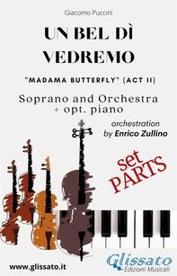 """Un bel dì vedremo"" Soprano and Orchestra (Parts) - Librerie.coop"