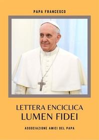 Lumen Fidei - Librerie.coop