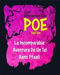 La Incomparable Aventura De Un Tal Hans Pfaall - (Anotado) - Librerie.coop