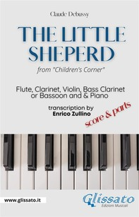 The Little Sheperd - Ensemble with Piano (score & parts) - Librerie.coop